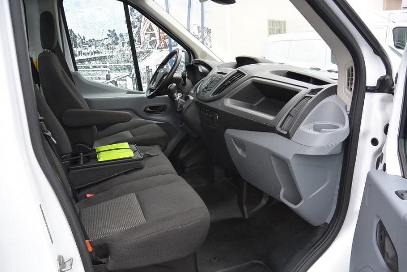 Photo 5 de l'offre de FORD TRANSIT P350 L2 RJ HD TDCI 170CV TREND BENNE + OPTIONS à 23940€ chez Bretagne Utilitaires