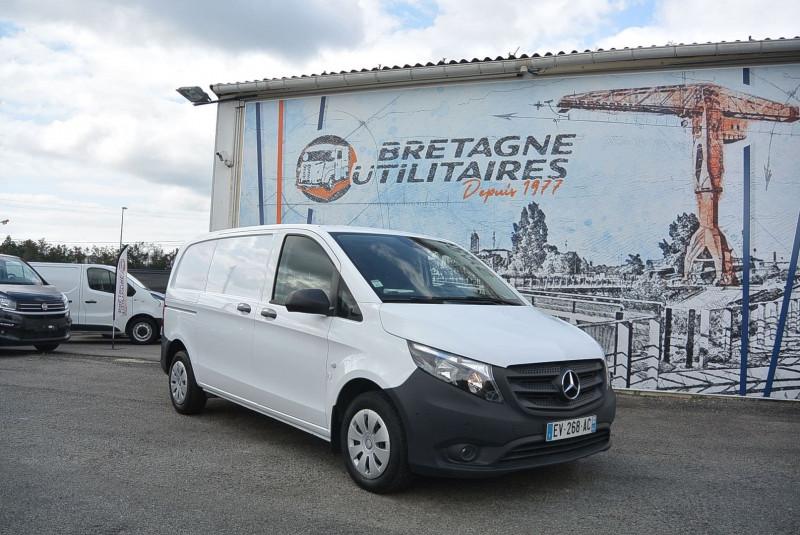 Mercedes-Benz VITO 116 CDI 7G-TRONIC BVA COMPACT PRO E6 PROPULSION + OPTIONS Diesel BLANC Occasion à vendre