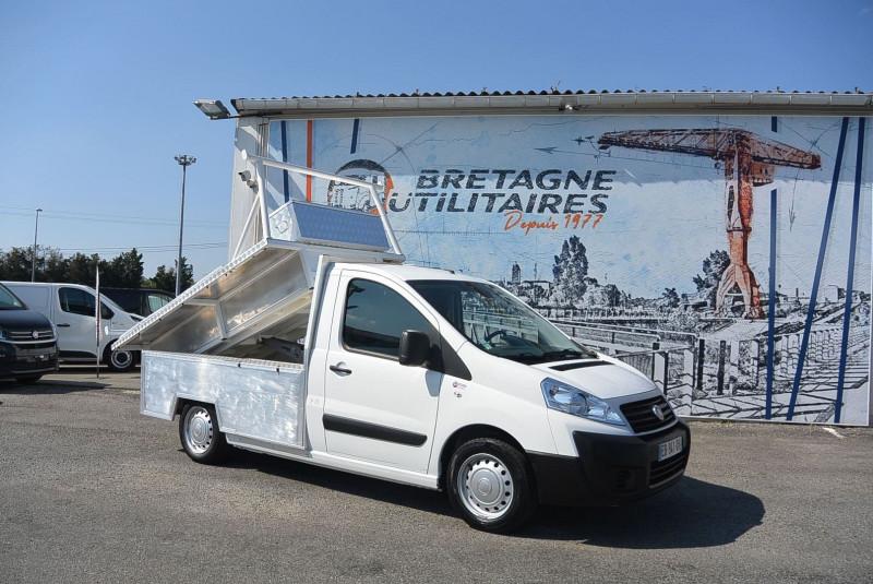 Photo 1 de l'offre de FIAT SCUDO PICK-UP BENNE 2.0 MULTIJET 128CH PACK + OPTIONS à 17940€ chez Bretagne Utilitaires