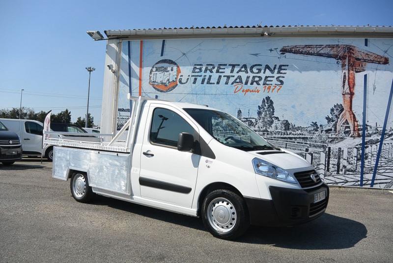 Photo 5 de l'offre de FIAT SCUDO PICK-UP BENNE 2.0 MULTIJET 128CH PACK + OPTIONS à 17940€ chez Bretagne Utilitaires