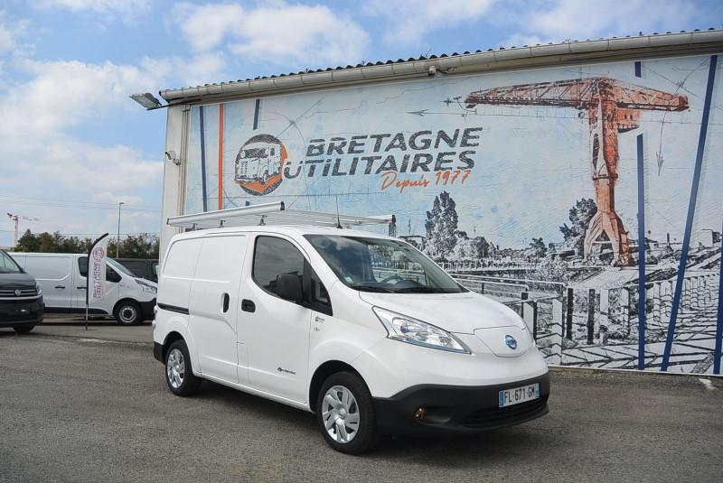 Photo 7 de l'offre de NISSAN E-NV200 OPTIMA FG 110CH  5 P 2.2T 40KWH + GALERIE à 30900€ chez Bretagne Utilitaires