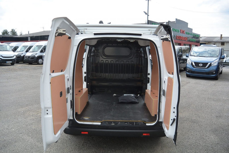 Photo 6 de l'offre de NISSAN E-NV200 OPTIMA FG 110CH  5 P 2.2T 40KWH + GALERIE à 30900€ chez Bretagne Utilitaires