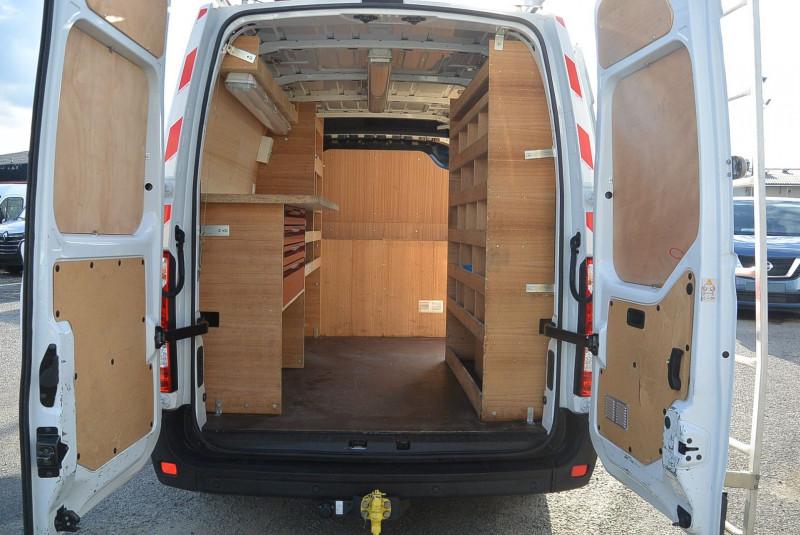 Renault MASTER L2H2 2.3 DCI 130CH ATELIER 220V GRAND CONFORT + OPTIONS Diesel BLANC Occasion à vendre