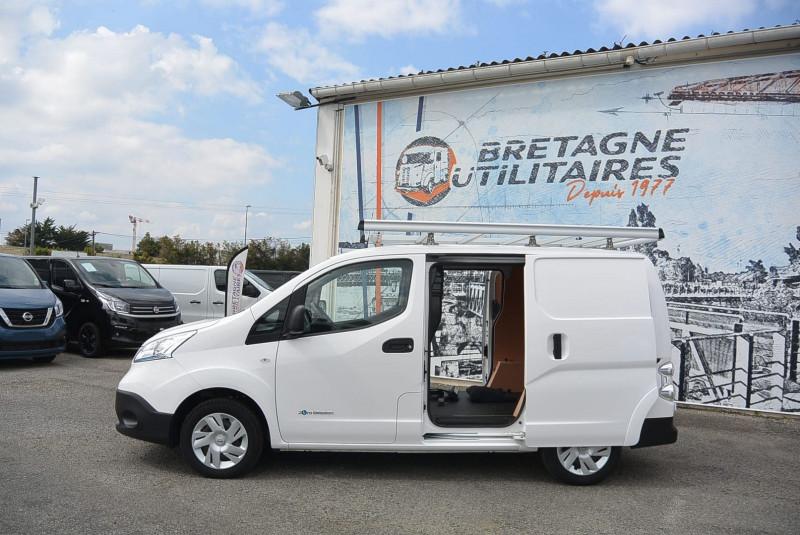 Photo 2 de l'offre de NISSAN E-NV200 OPTIMA FG 110CH  5 P 2.2T 40KWH + GALERIE à 30900€ chez Bretagne Utilitaires