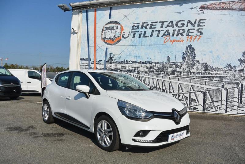 Renault CLIO IV SOCIETE 1.5 DCI 75CH ENERGY BUSINESS E6C Diesel BLANC Occasion à vendre