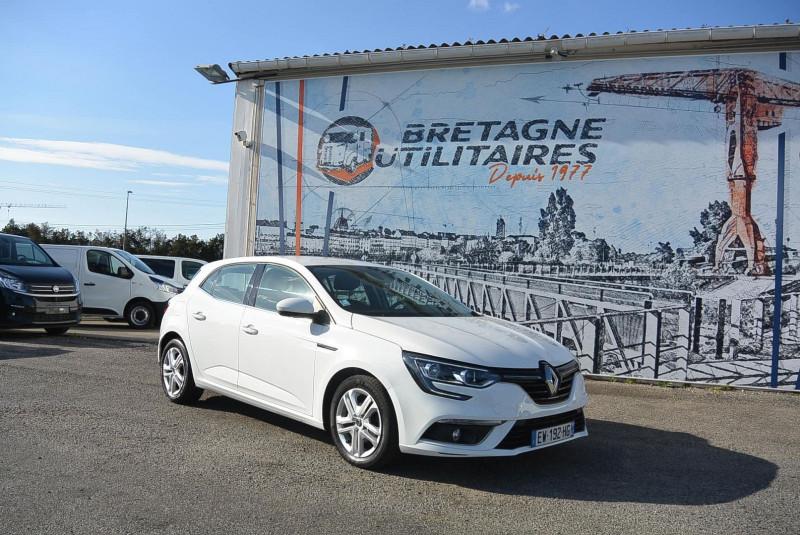 Renault MEGANE IV SOCIETE EDC BVA DCI 110CH ENERGY BUSINESS Diesel BLANC Occasion à vendre