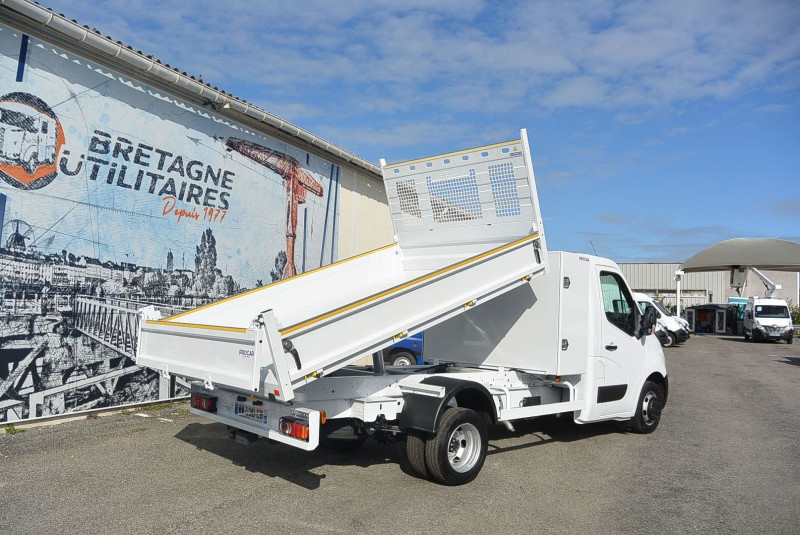 Photo 7 de l'offre de OPEL MOVANO BENNE + COFFRE RJ3500 L3 2.3 CDTI 145 BITURBO START/STOP VID + OPTIONS à 35988€ chez Bretagne Utilitaires