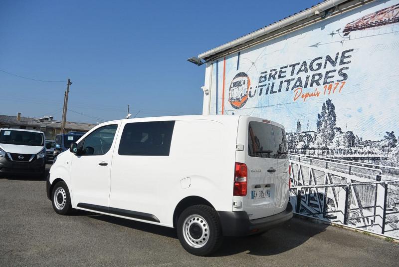 Photo 3 de l'offre de PEUGEOT EXPERT CAB APPRO 6 PLACES STANDARD 2.0 BLUEHDI 120 CV PREMIUM à 20940€ chez Bretagne Utilitaires