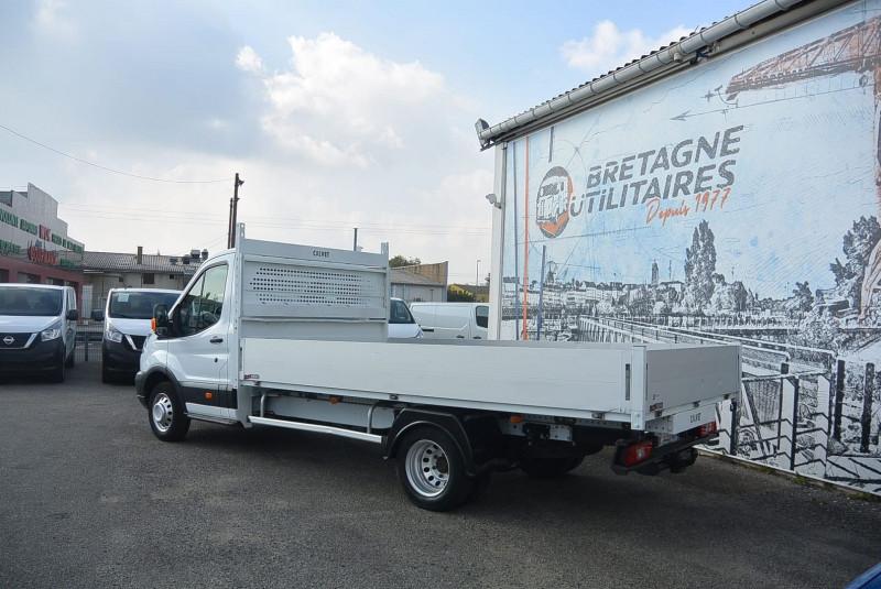 Photo 4 de l'offre de FORD TRANSIT PLATEAU 4M20 P350 L4 RJ HD 130CV AMBIENTE à 25140€ chez Bretagne Utilitaires