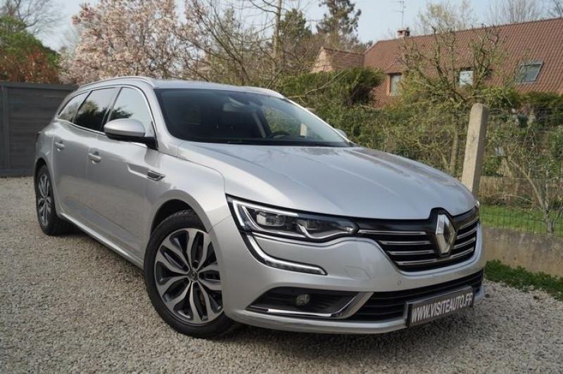 Renault TALISMAN ESTATE 1.6 TCE 150CH ENERGY INTENS EDC Essence GRIS  Occasion à vendre