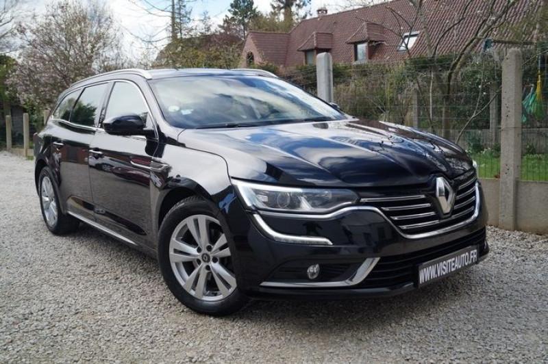Renault TALISMAN ESTATE 1.5 DCI 110CH ENERGY ZEN Diesel NOIR Occasion à vendre