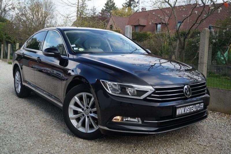 Volkswagen PASSAT 2.0 TDI 150CH BLUEMOTION TECHNOLOGY CARAT Diesel NOIR Occasion à vendre