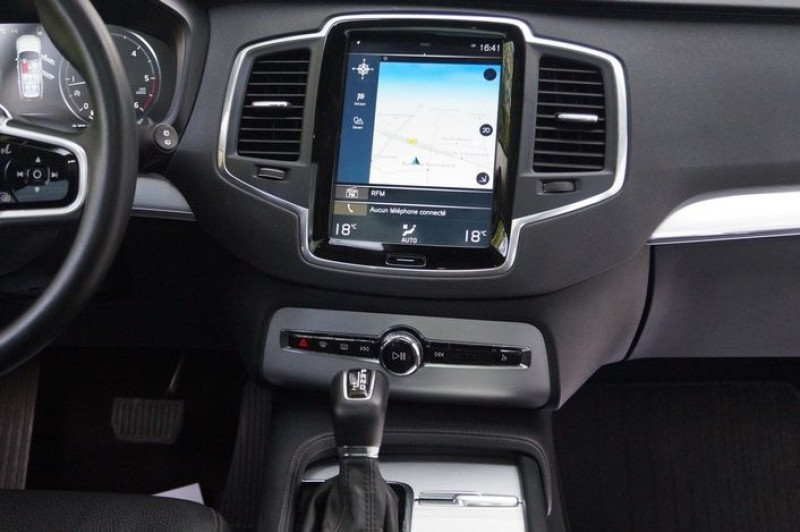 Photo 8 de l'offre de VOLVO XC90 D5 ADBLUE AWD 235CH MOMENTUM GEARTRONIC 7 PLACES à 35990€ chez Visiteauto.fr