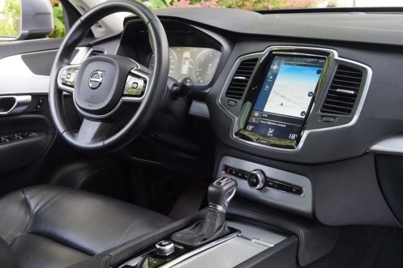 Photo 5 de l'offre de VOLVO XC90 D5 ADBLUE AWD 235CH MOMENTUM GEARTRONIC 7 PLACES à 35990€ chez Visiteauto.fr