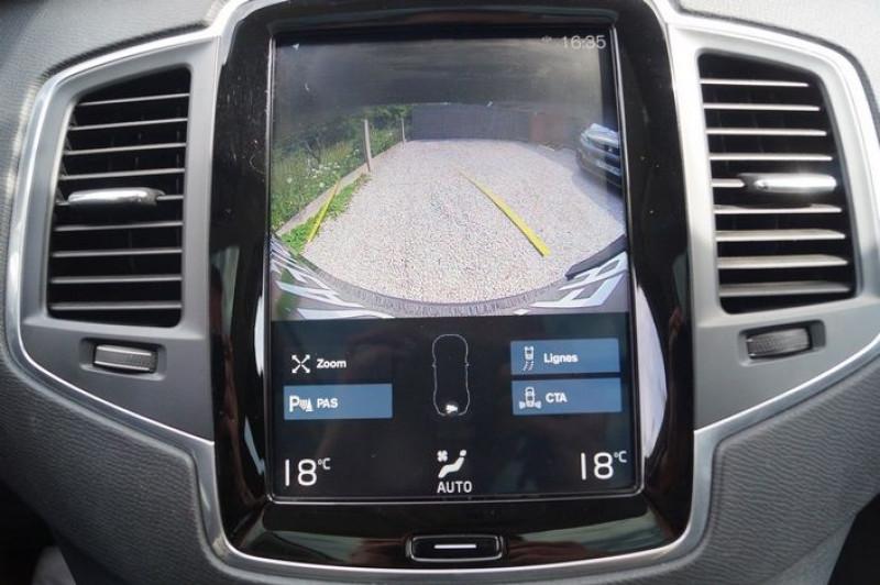 Photo 13 de l'offre de VOLVO XC90 D5 ADBLUE AWD 235CH MOMENTUM GEARTRONIC 7 PLACES à 35990€ chez Visiteauto.fr