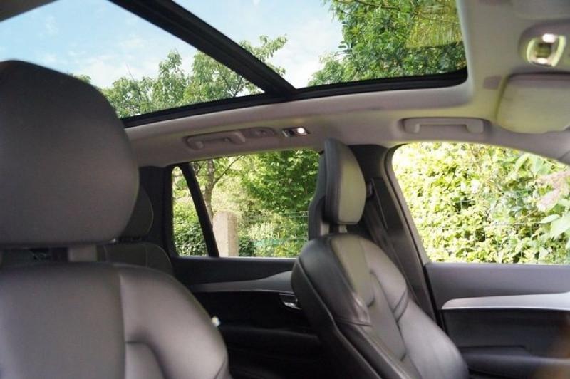 Photo 9 de l'offre de VOLVO XC90 D5 ADBLUE AWD 235CH MOMENTUM GEARTRONIC 7 PLACES à 35990€ chez Visiteauto.fr