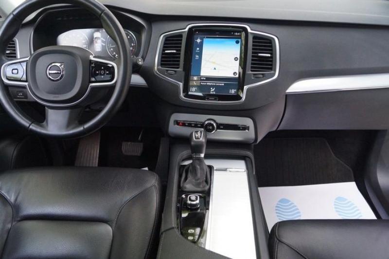 Photo 6 de l'offre de VOLVO XC90 D5 ADBLUE AWD 235CH MOMENTUM GEARTRONIC 7 PLACES à 35990€ chez Visiteauto.fr