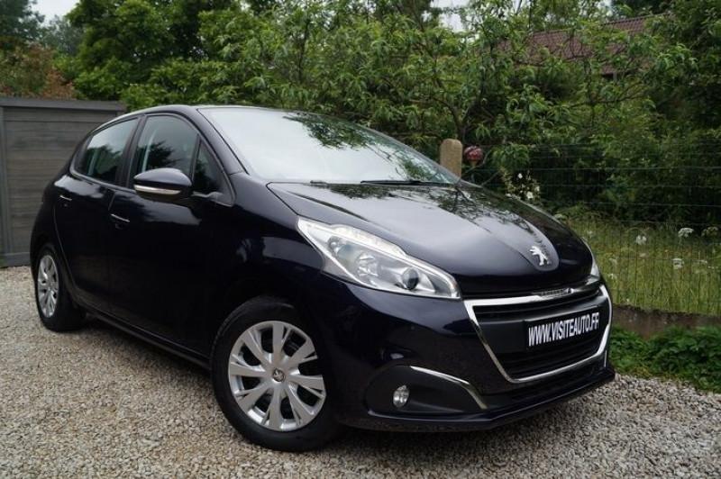 Peugeot 208 1.6 BLUEHDI 75CH  ACTIVE BUSINESS S&S 5P Diesel BLEU  Occasion à vendre