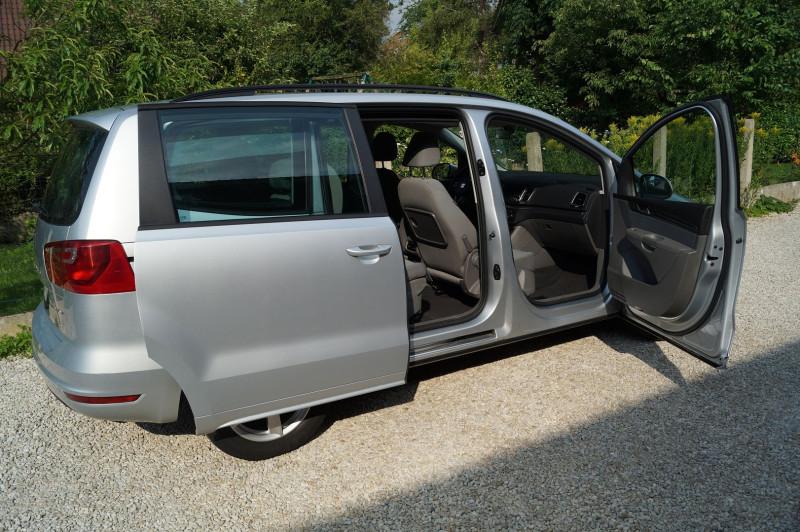Photo 4 de l'offre de SEAT ALHAMBRA 2.0 TDI 140CH ECOMOTIVE REFERENCE 7PL à 13890€ chez Visiteauto.fr