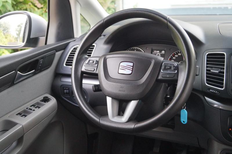 Photo 7 de l'offre de SEAT ALHAMBRA 2.0 TDI 140CH ECOMOTIVE REFERENCE 7PL à 13890€ chez Visiteauto.fr