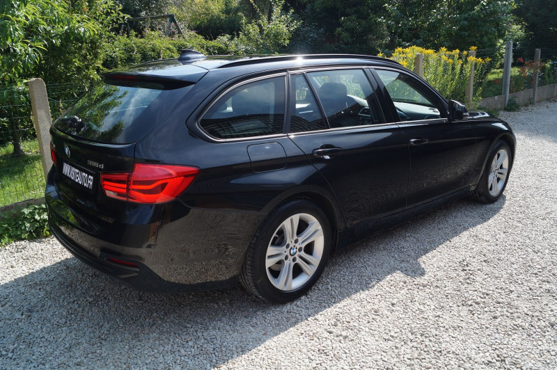 Photo 3 de l'offre de BMW SERIE 3 TOURING (F31) 318D 150CH BUSINESS DESIGN à 21990€ chez Visiteauto.fr