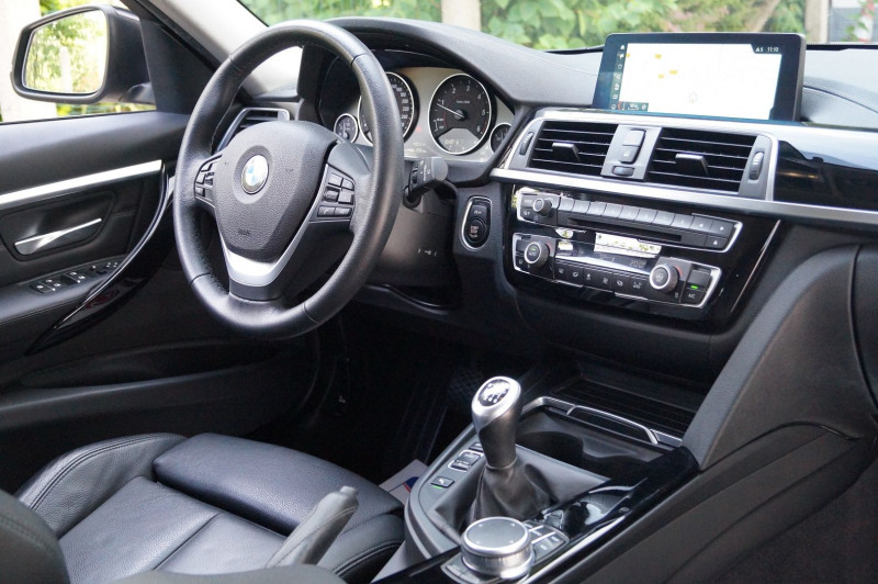 Photo 5 de l'offre de BMW SERIE 3 TOURING (F31) 318D 150CH BUSINESS DESIGN à 21990€ chez Visiteauto.fr