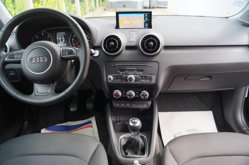 Photo 7 de l'offre de AUDI A1 SPORTBACK 1.4 TDI 90CH ULTRA GPS - KEYLESS à 15890€ chez Visiteauto.fr