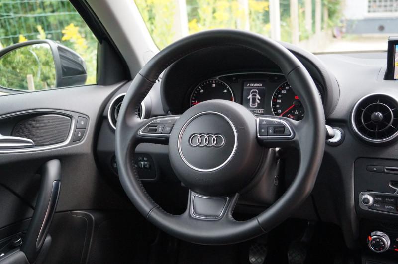Photo 6 de l'offre de AUDI A1 SPORTBACK 1.4 TDI 90CH ULTRA GPS - KEYLESS à 15890€ chez Visiteauto.fr