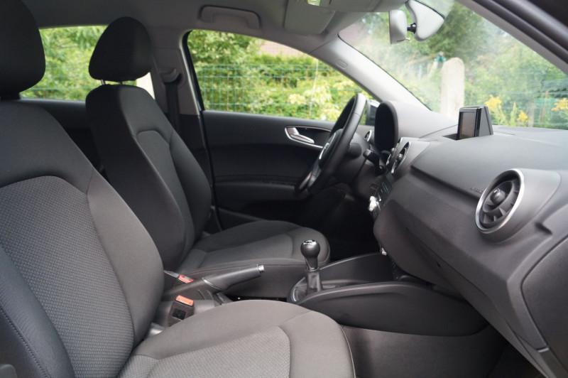 Photo 11 de l'offre de AUDI A1 SPORTBACK 1.4 TDI 90CH ULTRA GPS - KEYLESS à 15890€ chez Visiteauto.fr
