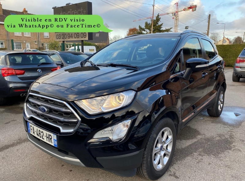 Ford ECOSPORT 1.5 ECOBLUE 100 CH TITANIUM EURO6.2 Occasion à vendre