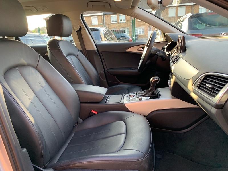 Photo 10 de l'offre de AUDI A6 AVANT 2.0 TDI 190CH ULTRA BUSINESS LINE S TRONIC 7 à 20950€ chez auto-direct.fr