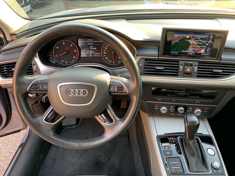 Photo 13 de l'offre de AUDI A6 AVANT 2.0 TDI 190CH ULTRA BUSINESS LINE S TRONIC 7 à 20950€ chez auto-direct.fr