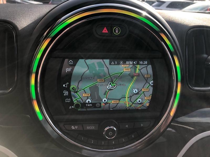 Photo 11 de l'offre de MINI COUNTRYMAN COOPER SE 136CH + 88CH ALL4 CUIR + TOIT OUVRANT + GPS à 27680€ chez auto-direct.fr