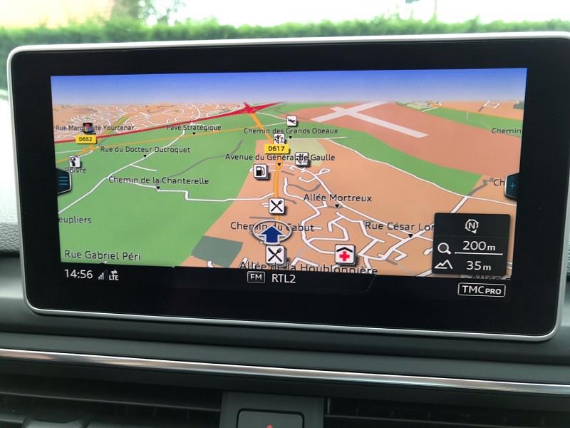 Photo 13 de l'offre de AUDI A4 AVANT 2.0 TDI 150CH ULTRA DESIGN LUXE à 21900€ chez auto-direct.fr