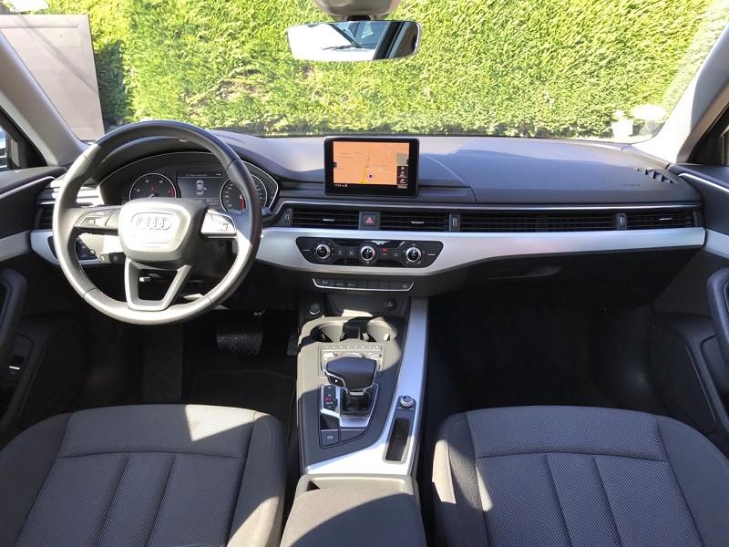 Photo 10 de l'offre de AUDI A4 2.0 TDI 150 CH BUSINESS LINE S TRONIC 7 à 20900€ chez auto-direct.fr