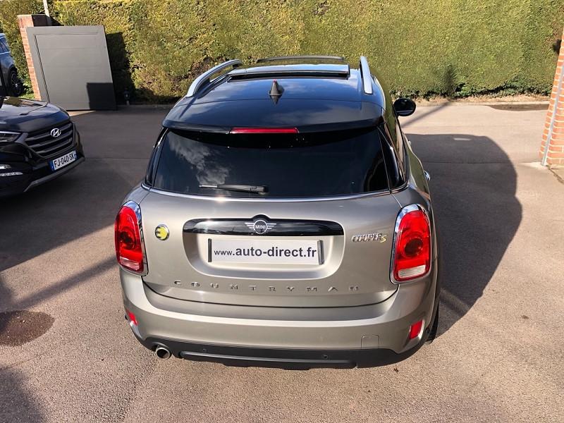 Photo 4 de l'offre de MINI COUNTRYMAN COOPER SE 136CH + 88CH ALL4 CUIR + TOIT OUVRANT + GPS à 27680€ chez auto-direct.fr