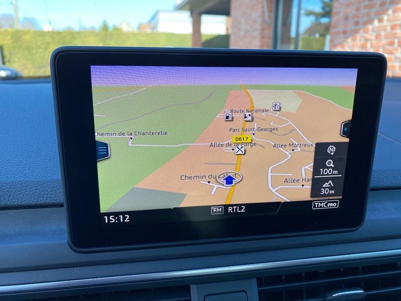 Photo 13 de l'offre de AUDI A4 2.0 TDI 150CH BUSINESS LINE S TRONIC 7 à 20800€ chez auto-direct.fr