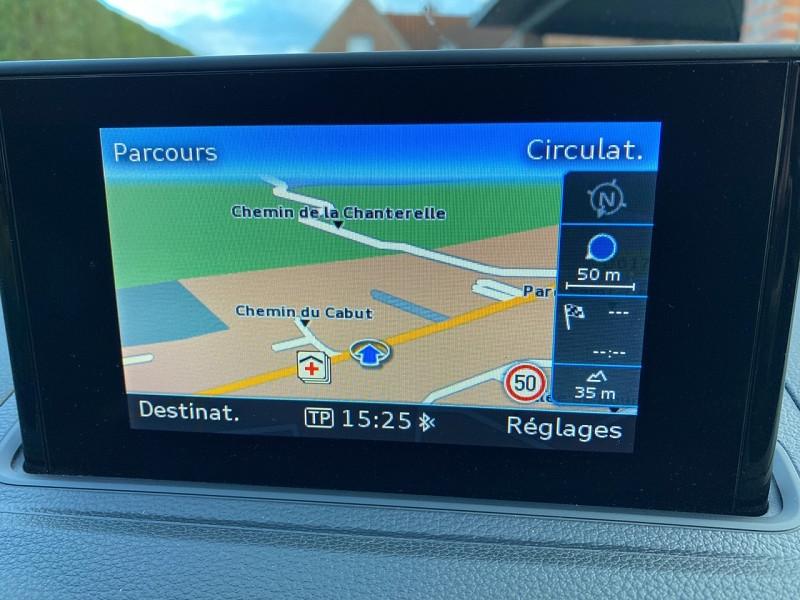 Photo 13 de l'offre de AUDI A3 SPORTBACK 1.2 TFSI 110CH FAP BUSINESS LINE à 15490€ chez auto-direct.fr