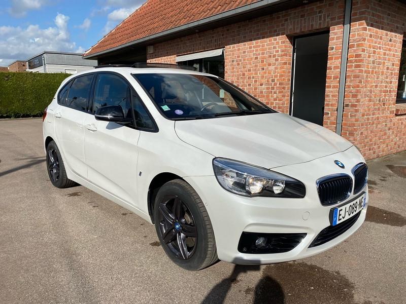 Photo 3 de l'offre de BMW SERIE 2 ACTIVETOURER (F45) 225XEA 224CH SPORT à 21900€ chez auto-direct.fr