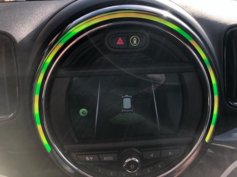 Photo 12 de l'offre de MINI COUNTRYMAN COOPER SE 136CH + 88CH ALL4 CUIR + TOIT OUVRANT + GPS à 27680€ chez auto-direct.fr