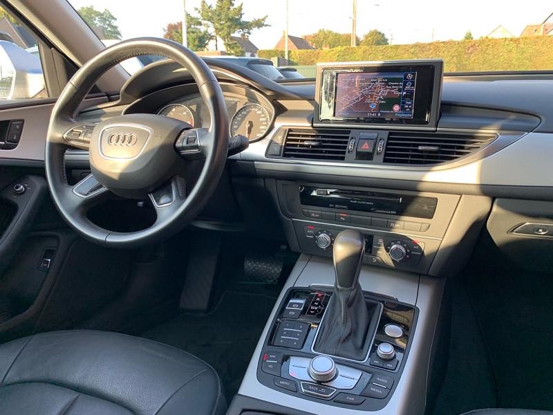 Photo 12 de l'offre de AUDI A6 AVANT 2.0 TDI 190CH ULTRA BUSINESS LINE S TRONIC 7 à 20950€ chez auto-direct.fr