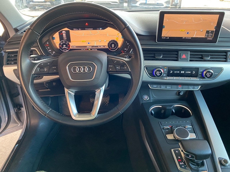 Photo 10 de l'offre de AUDI A4 ALLROAD 2.0 TDI 190CH DESIGN LUXE QUATTRO S TRONIC 7 à 29600€ chez auto-direct.fr