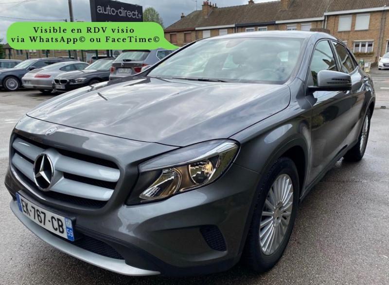 Mercedes-Benz CLASSE GLA (X156) 180 D BUSINESS EDITION Diesel GRIS C Occasion à vendre