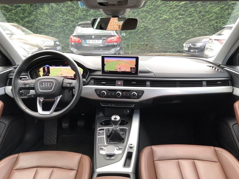 Photo 11 de l'offre de AUDI A4 AVANT 2.0 TDI 150CH ULTRA DESIGN LUXE à 21900€ chez auto-direct.fr