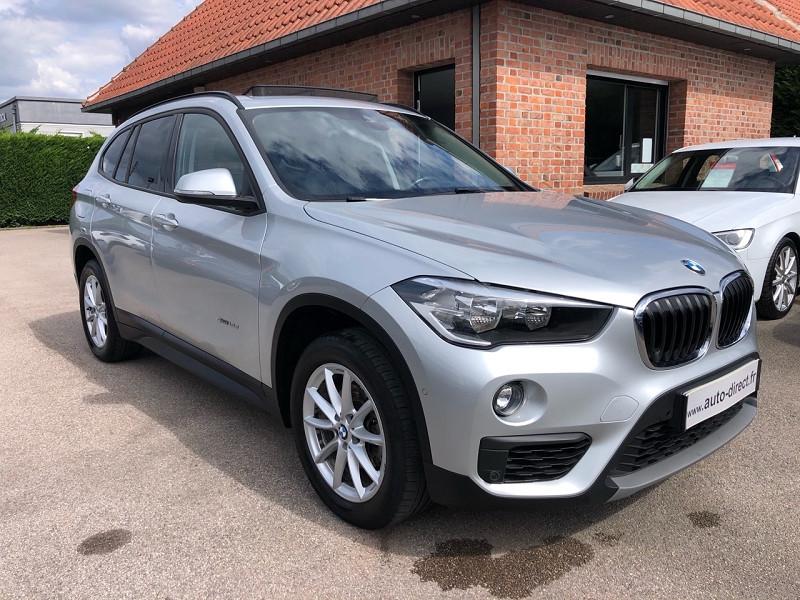 Photo 3 de l'offre de BMW X1 (F48) SDRIVE16D 116CH BUSINESS+ CUIR +T.O.E à 22650€ chez auto-direct.fr