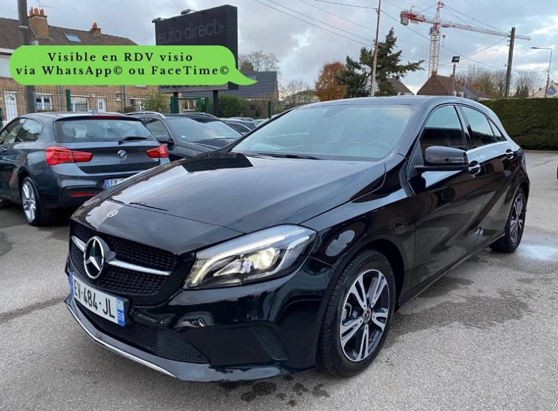 Mercedes-Benz CLASSE A (W176) 160 D BUSINESS EDITION Diesel NOIR Occasion à vendre