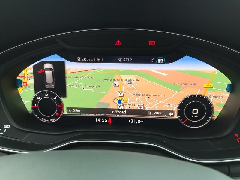 Photo 14 de l'offre de AUDI A4 AVANT 2.0 TDI 150CH ULTRA DESIGN LUXE à 21900€ chez auto-direct.fr