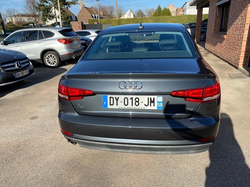 Photo 6 de l'offre de AUDI A4 2.0 TDI 150CH BUSINESS LINE S TRONIC 7 à 20800€ chez auto-direct.fr