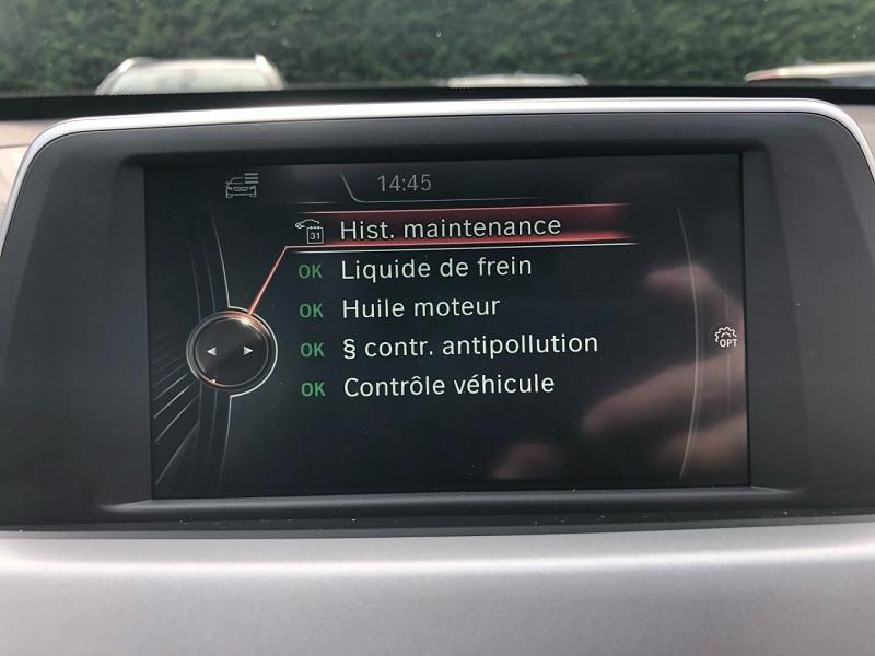 Photo 6 de l'offre de BMW X1 (F48) SDRIVE16D 116CH BUSINESS+ CUIR +T.O.E à 22650€ chez auto-direct.fr