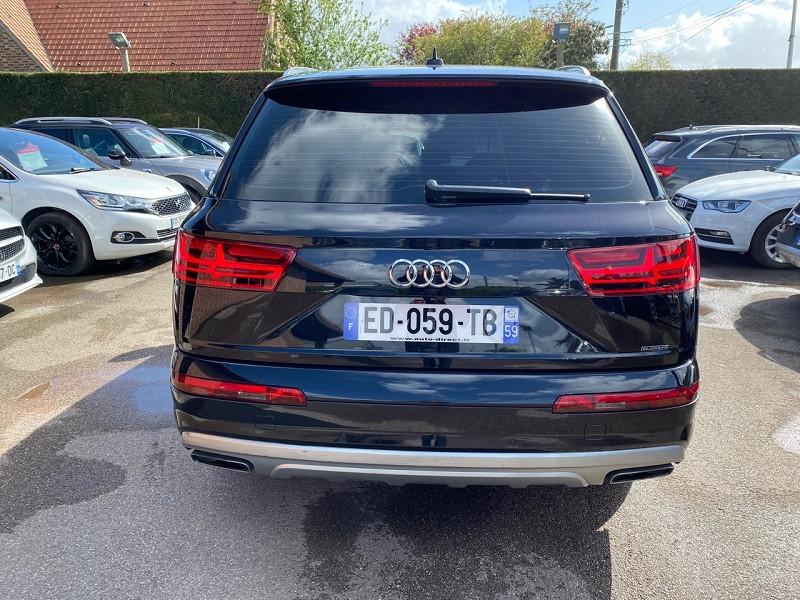 Photo 6 de l'offre de AUDI Q7 3.0 V6 TDI 272CH CLEAN DIESEL AVUS QUATTRO TIPTRONIC 5 PLACES à 44960€ chez auto-direct.fr